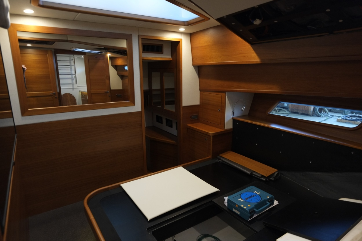 The Master Stateroom